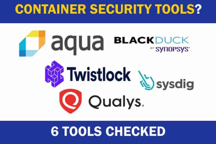 6-best-container-security-tools
