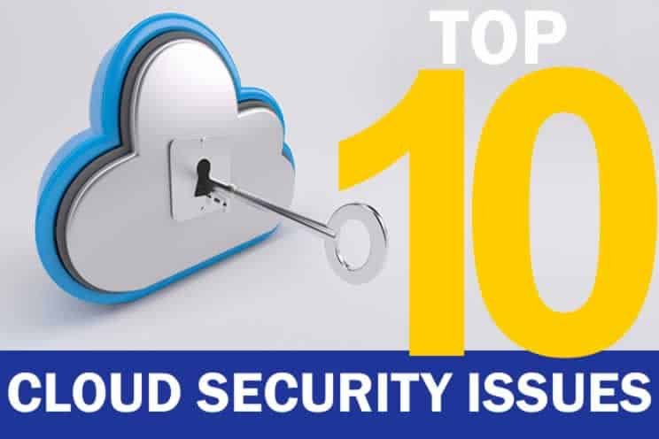 top-10-cloud-security-issues